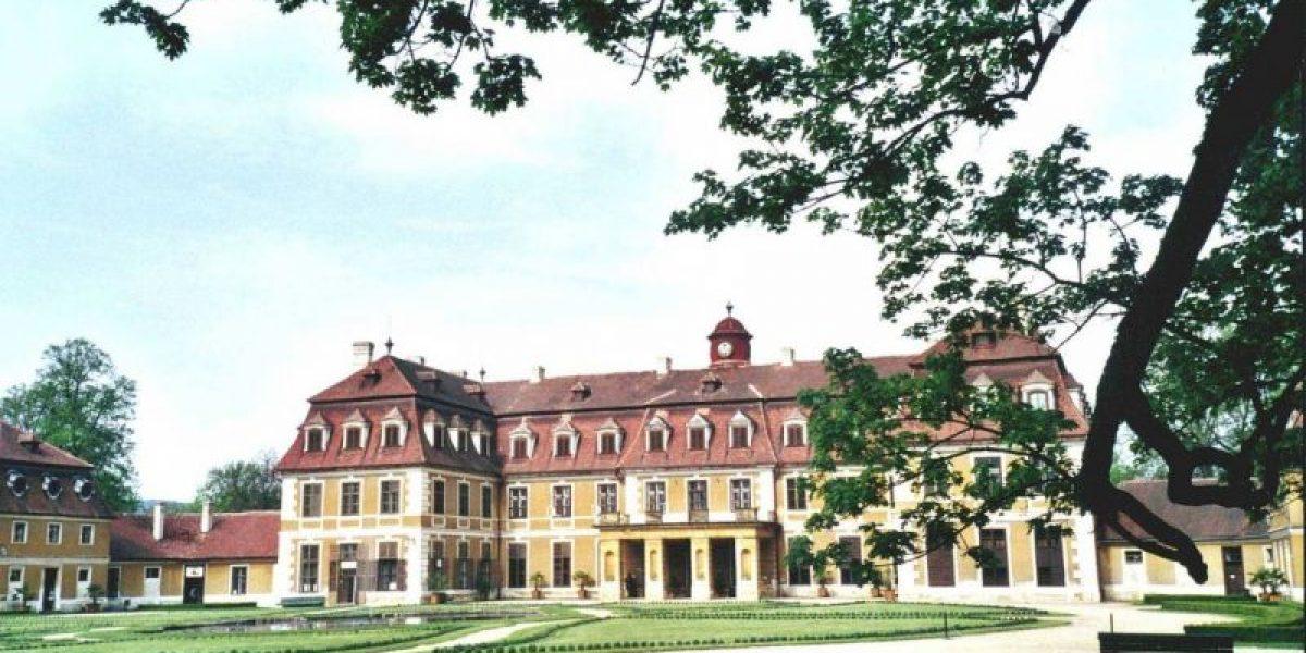 zámek Rájec nad Svitavou